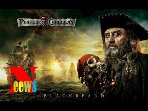 Hải tặc Râu Đen - Nỗi khiếp sợ trên khắp các vùng biển thế giới