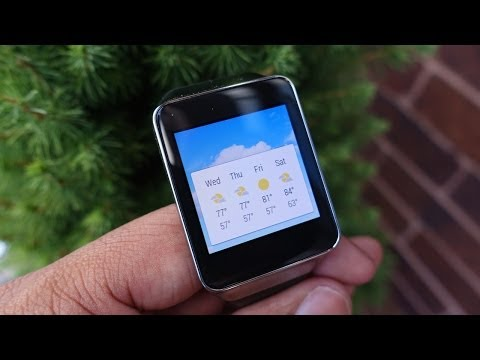 Samsung Gear Live Unboxing! (Android Wear)