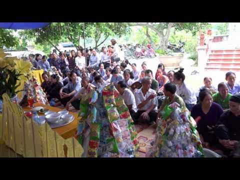 Chùa Linh Quang, Đỉnh Dương, Trừng Xá, Lương Tài, Bắc Ninh Đại lễ cầu siêu 2016