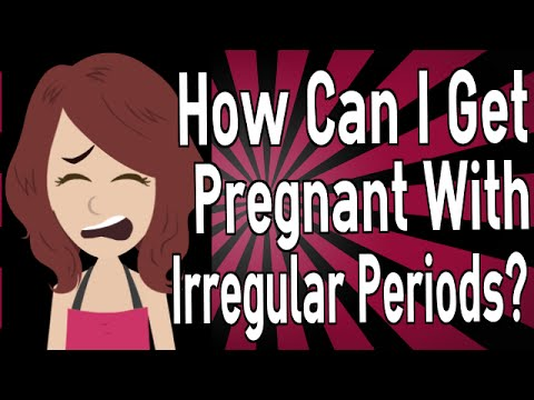 How Can I Get Pregnant With Irregular Periods?
