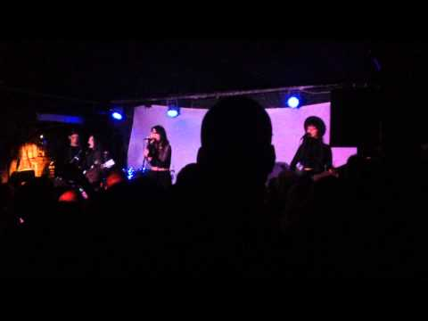 "Dum Dum Girls - ""Lord Knows"" - 1/30/14 Mercury Lounge, NYC"