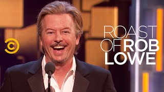 Roast of Rob Lowe  - David Spade - Rob Lowe's Memoir - Uncensored