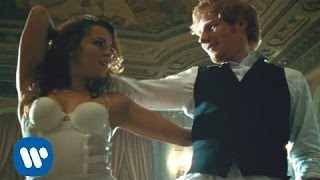 Ed Sheeran – Thinking Out Loud – Video Oficial