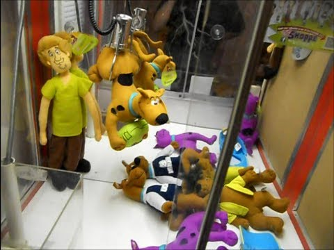 My Own Scooby-Doo Claw Machine!,