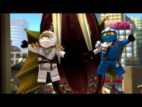 Lego Ninjago - Trailer 2015