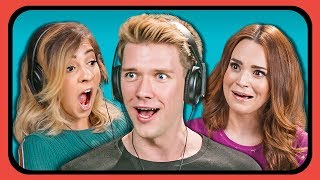 YOUTUBERS REACT TO YANNY or LAUREL