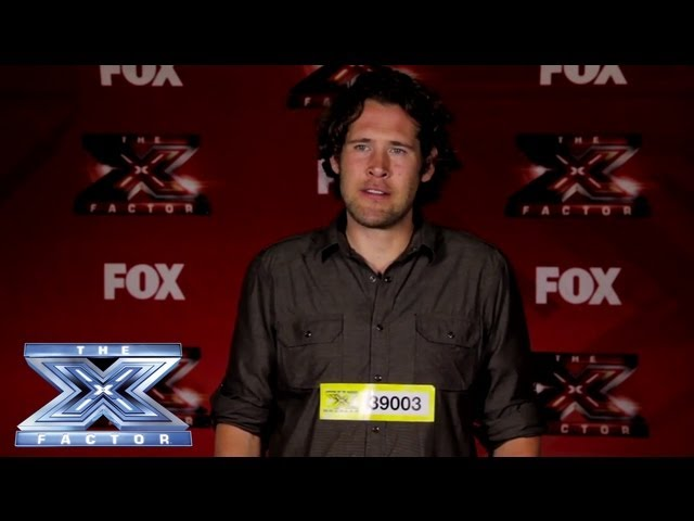 Yes, I Made It! Jeff Brinkman - THE X FACTOR USA 2013