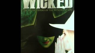 Wicked Review Palace Theatre Manchester