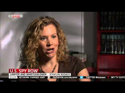GAP's Jesselyn Radack Discusses US/German Spy Scandal