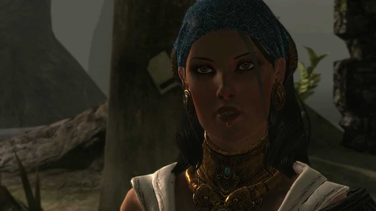 dragon age 2 how to get isabela