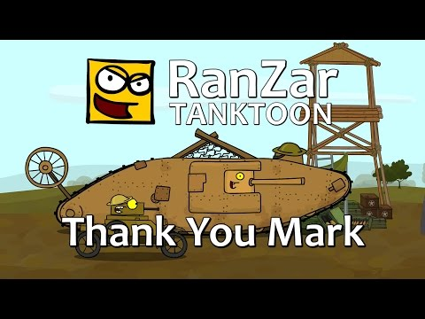 Tanktoon - Thank You Mark