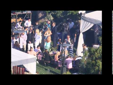 Jessica Simpson & Eric Johnson WEDDING PICS (7/5/14)