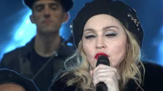 Madonna: Speech Pussy Riot (Russia, Moscow 07/08/2012)