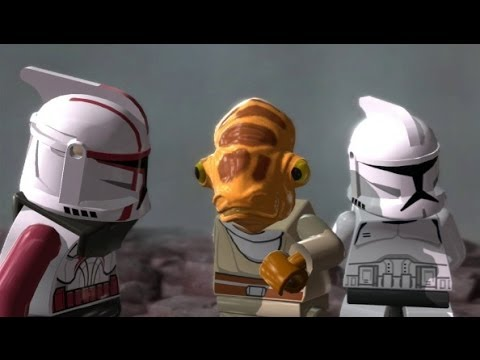 Lego star wars iii: the clone wars walkthrough - part 11 - lair of