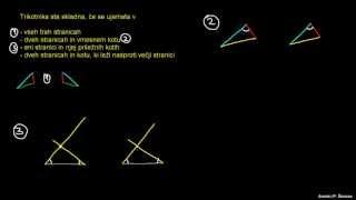 Skladnost trikotnikov