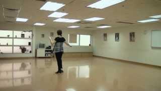Rockin' The Wagon Wheel By Jamie Marshall (Line Dance