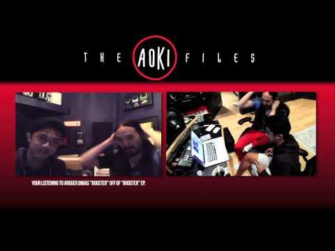 The Aoki Files Episode #6 w/ Angger Dimas