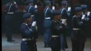Drillteam Der 5./ Wachbataillon 2005 In Kanada