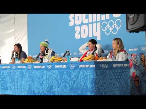 Women's Olympic DH