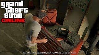 """GTA Online How To Get Inside """"TREVOR'S TORTURE ROOM"""
