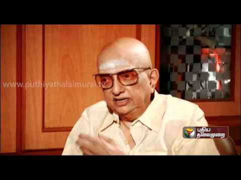 Exclusive Interview With Cho Ramaswamy In Agni Paritchai - Part 4