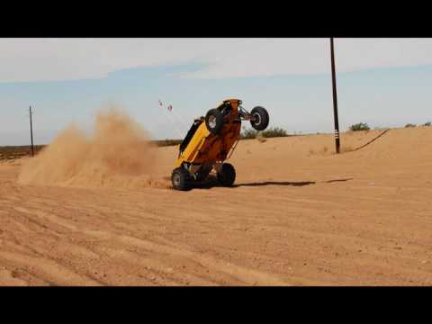 Sand Rails Transformers,  Revolution Doing wheelies!! Sand Rail by SandRail Fabricators Inc.