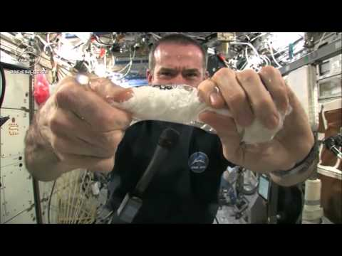 Magna Stars & Planets - Life on the International Space Station