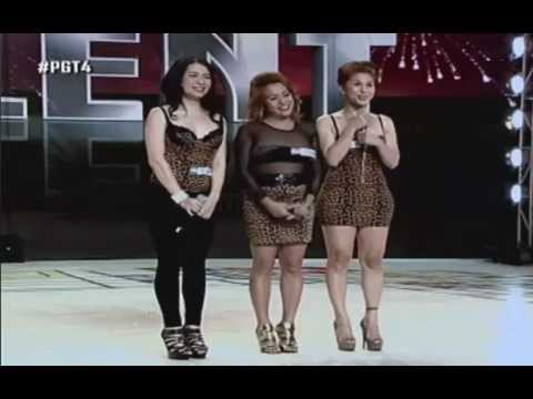 Pilipinas Got Talent 2013 - The Miss Tres in HD
