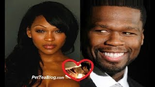 Meagan Good & 50 Cent DATED for a Year so 21 Questions was REAL lol WOW!!! 💑👀