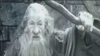 Gandalf Vs Sauron HD The Hobbit : The Desolation Of