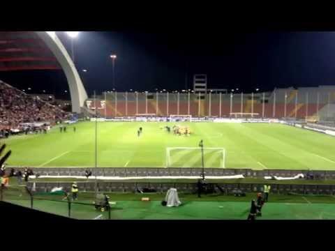 Udinese-JUVENTUS  0-2 curva sud fine partita