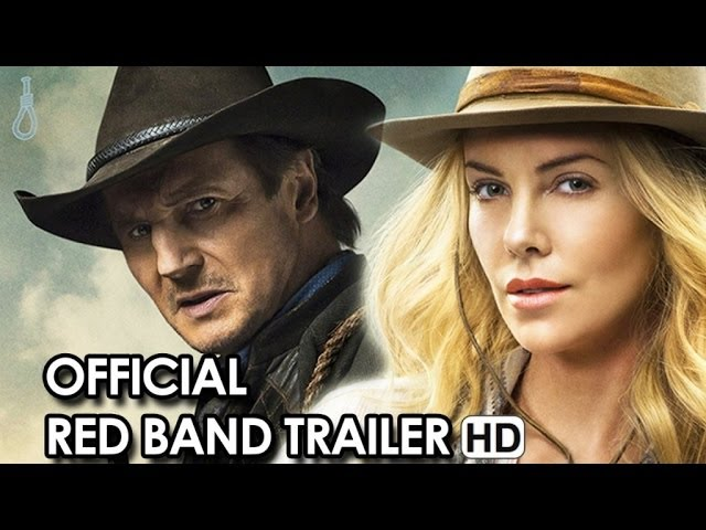 A Million Ways to Die in the West - Official Red Band Trailer (2014) Hd