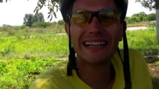 Am pedalat de la Chișinău pînă la Dunăre cu doi frați