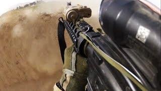 Helmet Cam Firefight - Winning The Firefight Through Superior Firepower