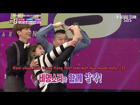 [VIETSUB][CUT] Thánh Seo Phi Hani (EXID) - STARKING 05012016