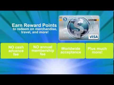 Security Credit Union - VISA Balance Transfer
