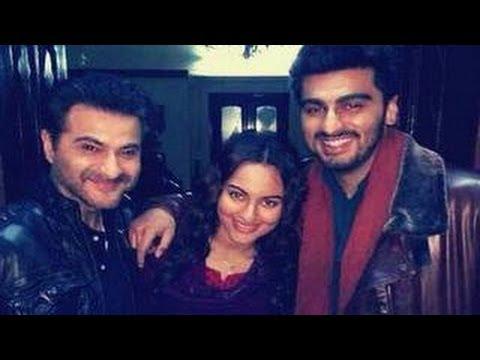 'TEVAR' First Look Sonakshi Sinha & Arjun Kapoor