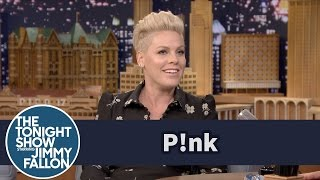 P!nk's Four-Year-Old Is into Aerial Silks and Motocross