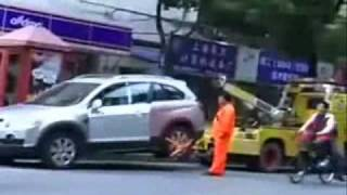 Truco para evitar que la grua se lleve tu coche