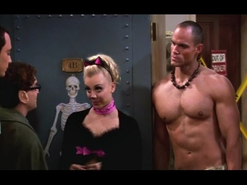 Big Bang Theory Brian Patrick Wade Vs Johnny Galecki