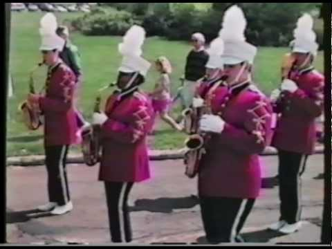 C.B. East - Band Video Yearbook 1993-1994
