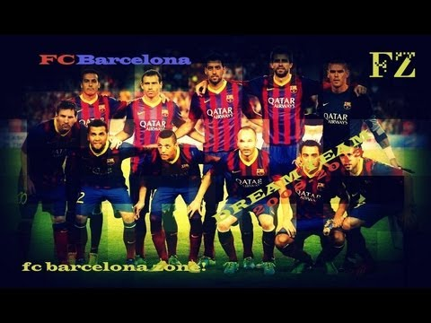 FC Barcelona 'Dream Team' 2008-2013