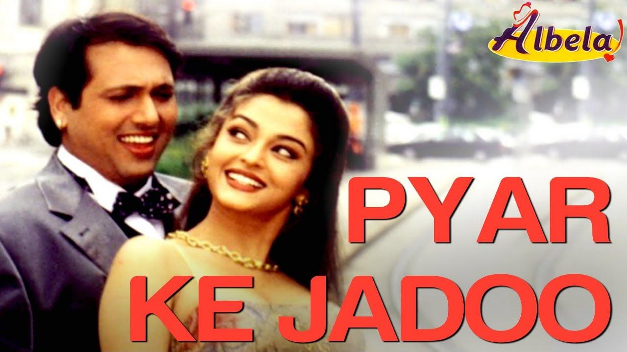 Pyaar Ke Jadoo - Albela   Govinda & Aishwariya Rai   Alka ...