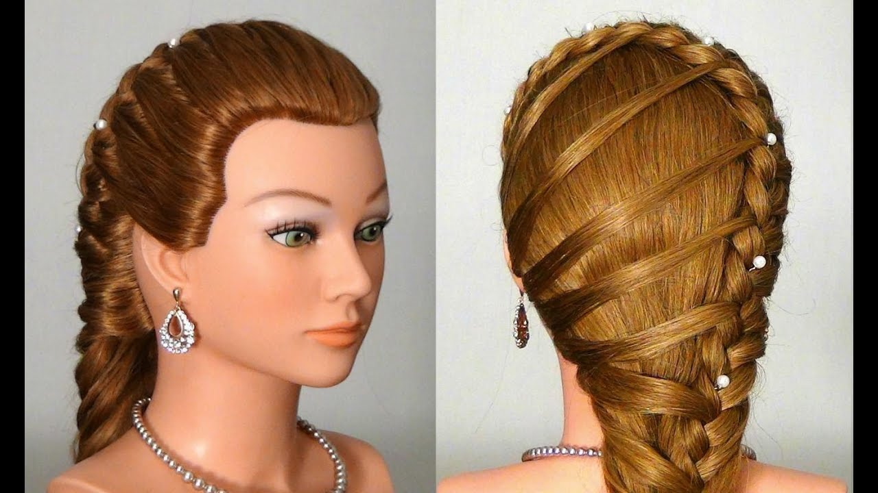 Simple Hairstyles For Long Hair Youtube : ... . Easy Back to School Hairstyles for Long Hair - YouTube