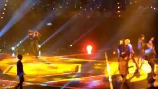 EXO台北演唱會2015 - growl YouTube 影片