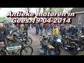 Antieke Motorfietsen in Gees 19 04 2014