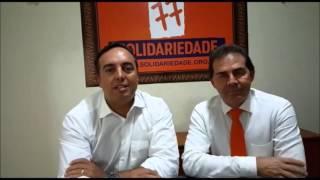 Deputados Paulinho e Francischini falam sobre possível data do impeachment de Dilma