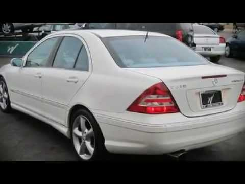 2005 mercedes benz c class c230 kompressor sport sedan in for Plaza mercedes benz st louis