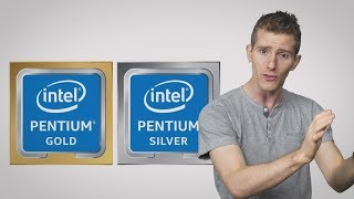 What are Pentium Gold and Silver?