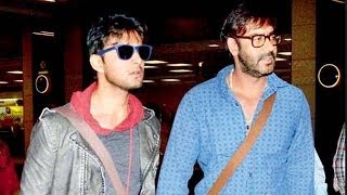 Ajay Devgn SUPPORTS his friend